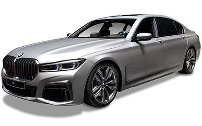 Noleggio lungo termine BMW SERIES 7745e Autom