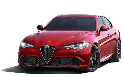 Noleggio lungo termine ALFA ROMEO GIULIA 2.9t V6 At8 510cv Quadrifoglio