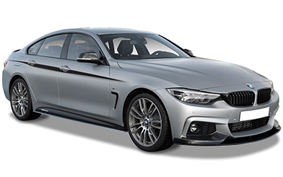 Noleggio lungo termine BMW SERIES 4 GRAND COUPE' 420d - 06 Marce - 5 Porte - 140 KW