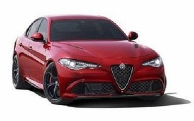 Noleggio lungo termine ALFA ROMEO GIULIA NOLEGGIO LUNGO TERMINE 2.2 Turbo At8 160cv Business (Anticipo Zero)
