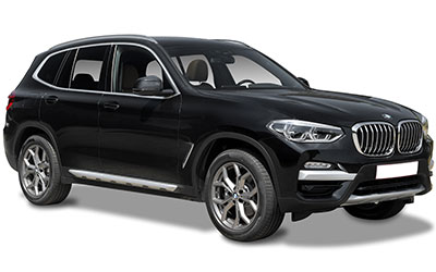 Noleggio lungo termine BMW X3 NOLEGGIO LUNGO TERMINE Sdrive 18d Auto - 8A Marce - 5 Porte - 110 KW