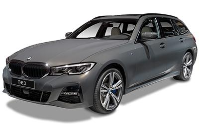 Noleggio lungo termine BMW SERIE 3 NOLEGGIO LUNGO TERMINE SW 320d - 06 Marce - 5 Porte - 140 KW