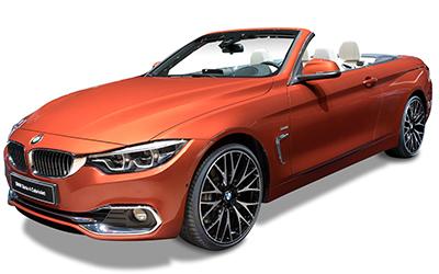 Noleggio lungo termine BMW SERIES 4 NOLEGGIO LUNGO TERMINE CABRIO 420d 7 - 06 Marce - 2 Porte - 140 KW (Anticipo Zero)