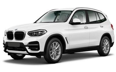 Noleggio lungo termine BMW X3 NOLEGGIO LUNGO TERMINE LP Sdrive 18d Business Advantage Automatica FP - 8A Marce - 5 Porte - 110 KW