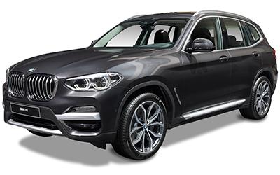 Noleggio lungo termine BMW X3 NOLEGGIO LUNGO TERMINE Sdrive 18d Mh 48v Auto - 8A Marce - 5 Porte - 110 KW (Anticipo Zero)