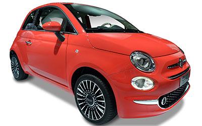 Noleggio lungo termine FIAT 500 NOLEGGIO LUNGO TERMINE 1.0 70cv HybridConnect - 06 Marce - 3 Porte - 51 KW