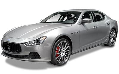 Noleggio lungo termine MASERATI GHIBLI NOLEGGIO LUNGO TERMINE 3.0 V6 Ds 250cvAuto - 8A Marce - 4 Porte - 184 KW (Anticipo Zero)